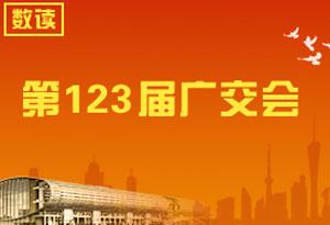 数读第123届广交会