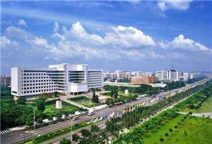 广州开发区居全国第三