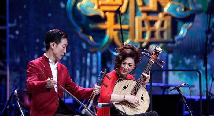 《国乐大典·巅峰之夜》在京举行