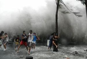 广东省防总:今年约有5至7个台风登陆或影响广东