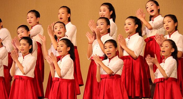 """一万个""""麦霸""""唱歌!159个合唱团给东莞带来声乐盛宴"""