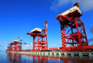 珠海港吞吐量快速增长